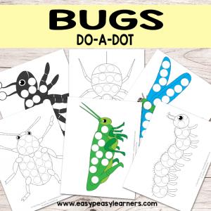 Bug Do A Dot Printables