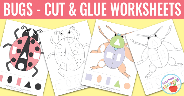 Love Bug Crowns For Valentines Day Preschool Or Kindergarten furthermore Ant Line Art besides Fb Bugs Cag Eplf Worksheets in addition C A F F Ba D together with Baby Farm Animals Names. on bug cut out worksheets