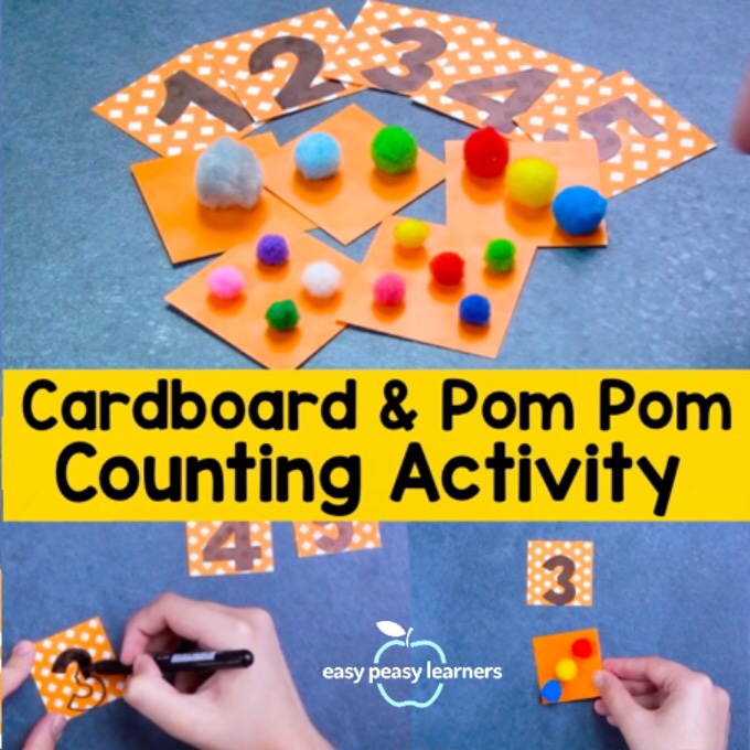 Counting activity idea